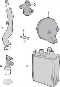 Emission Control Parts