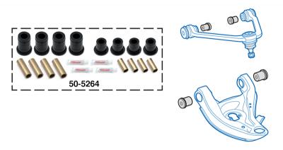 Polyurethane Front Control Arm Bushing Set