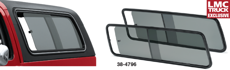 Sliding Side Window Set