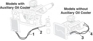 Engine Oil Cooler Hose Assemblies