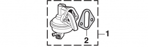 1982-89 Fuel Pump - Diesel