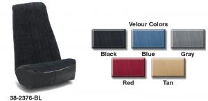 Velour Bucket Seat Kits