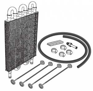 1973-89 Auxiliary Transmission Oil Cooler