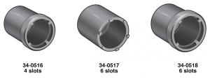 1973-87 Wheel Bearing Lock Nut Socket