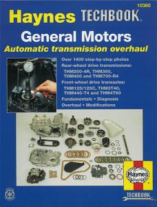 Haynes Transmission Overhaul Manual