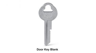 Door Key Blank