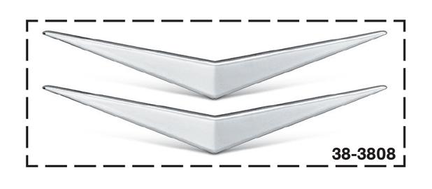 Door Emblem Set