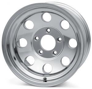 Polished Aluminum Modular Wheel