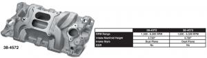 Edelbrock Aluminum Performance Intake Manifolds