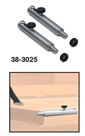Hidden Tailgate Latch Kit