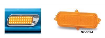 LED Parklight Lens