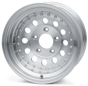 Aluminum Modular Wheels