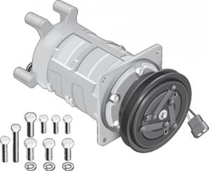 Air Conditioning Compressor Upgrade