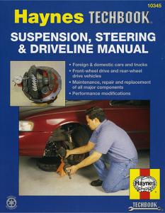 Haynes Suspension, Steering & Driveline Manual