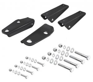 Rear Shock Relocation Kit