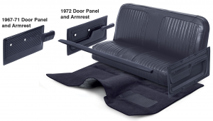 Basic Interior Kit ... Gets You Started at a Great Price !