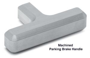 Billet Aluminum Parking Brake Handle