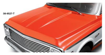 1969-72 Cowl Induction Steel Hood