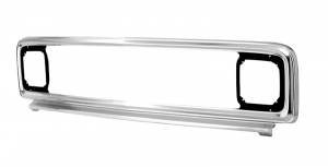 1971-72 Grille Shell Aluminum