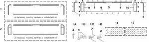 Tailgate Molding