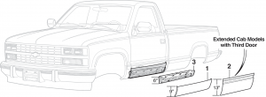 Front Body Patch Panels