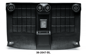 Highliner with Built-In Speakers ... For a Stereo System Above the Rest