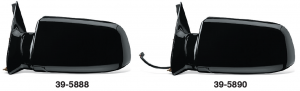 GM Style Reproduction Door Mirrors