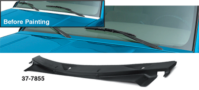 Wiper Cowl ... For the Hottest Look