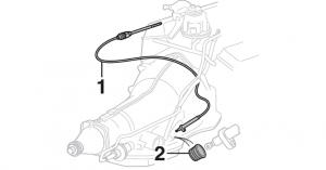 Throttle Valve Cable