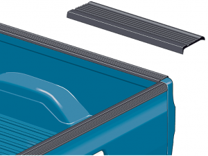 Rail-Guards Provide Protection for Your Truck's Bed Rails