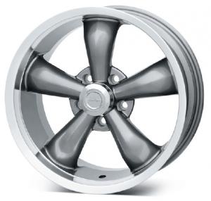 Vision Gun Metal 142 Legend 5 Wheel
