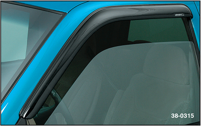 Side Window Deflectors ... Keep Your Window Open and the Weather Out