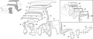 Front Body Steel