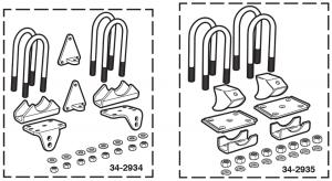 Rear End Conversion Kits