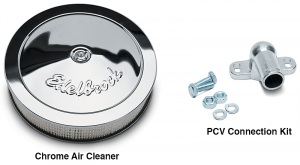 Chrome Round Air Cleaner