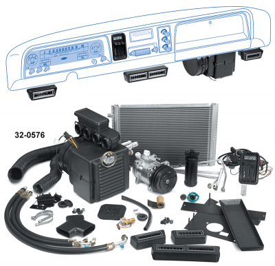 Air Conditioning Systems ... Give Your Truck The Cool Factor