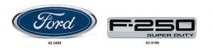 Tailgate Emblems