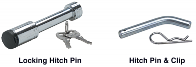 Hitch Locking Pins