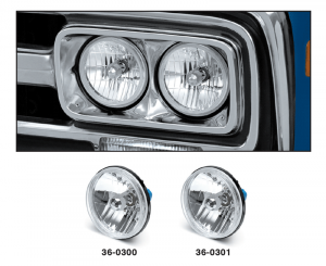 GMC Custom Headlight