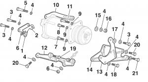 A/C Compressor Mounting