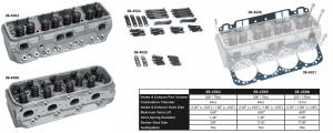 Flo-Tek Aluminum Performance Cylinder Heads