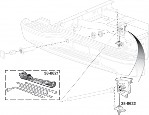 Spare Tire Components