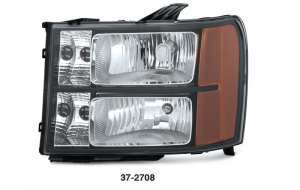 Custom Headlight Sets - GMC