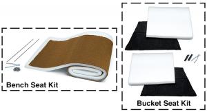 Bench and Bucket Seat Rebuilding Kit