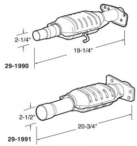 Replacement Catalytic Converter
