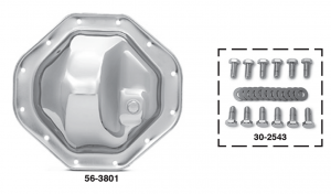 Chrome Differential Covers