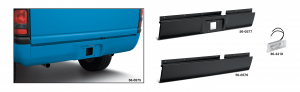 Steel Rear Roll Pans Give Your Truck a Smooth Look