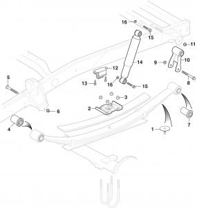 Rear Suspension Components