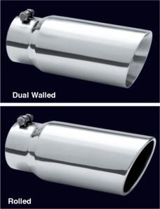Diesel Stainless Steel Exhaust Tips