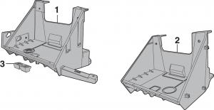 Battery Trays